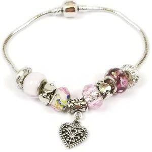 Jewelry - Large European style beaded bracelet